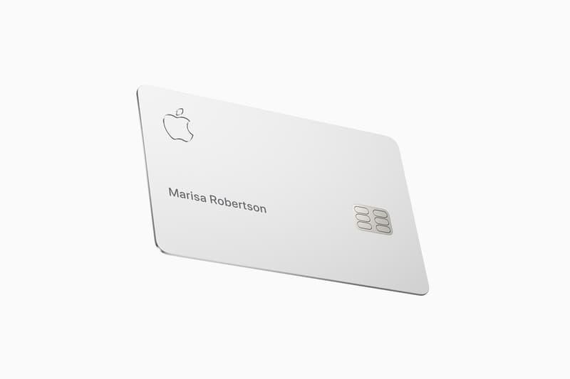 Photo Apple carte crédit