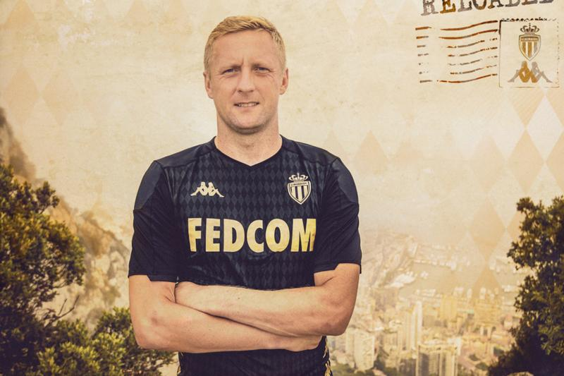Photo AS Monaco maillot 2019/2020