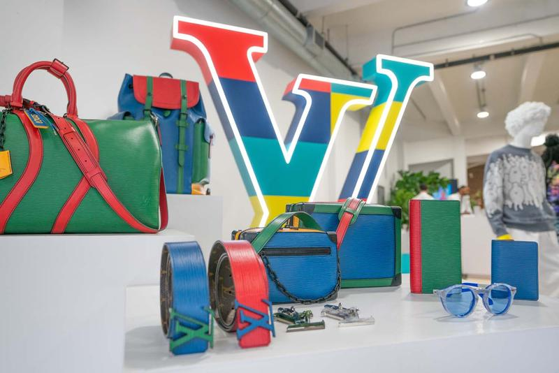 Louis Vuitton pre-collection printemps été 2019