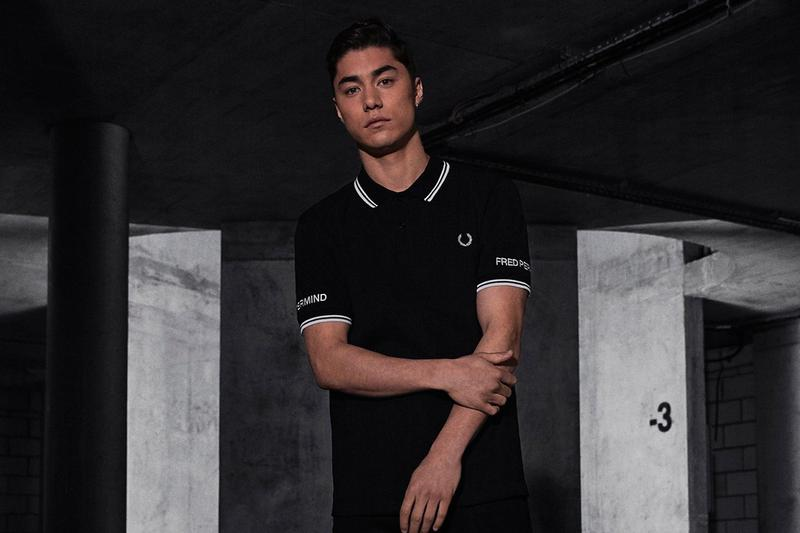 Photo mastermind x Fred Perry