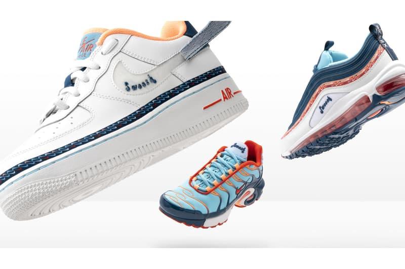 tout neuf 9f66d bbd24 Nike : Air Force 1, Air Max 97, Tn... Le Swoosh va sortir ...