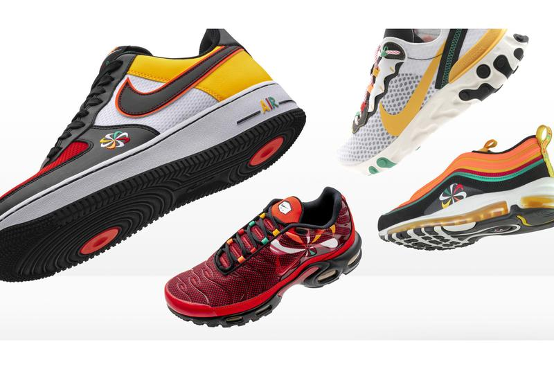 Photo Nike pack Août 2019