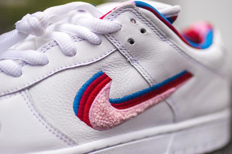 Photo Parra x Nike Blazer