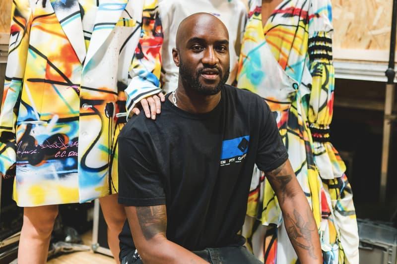 Virgil Abloh Nike