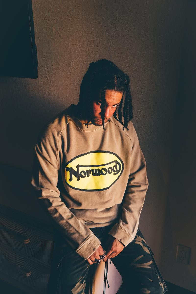 Lookbook de Norwood Chapter
