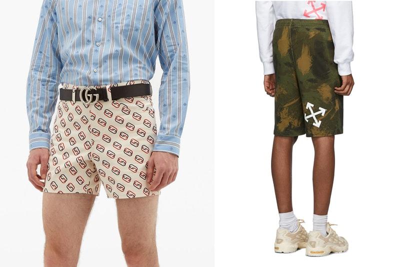 Off-White™, Gucci, Balenciaga... 15 shorts à shopper pour l'été