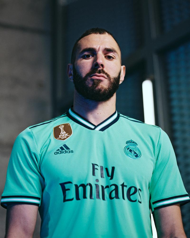 Photo maillot Real Madrid 2019/2020