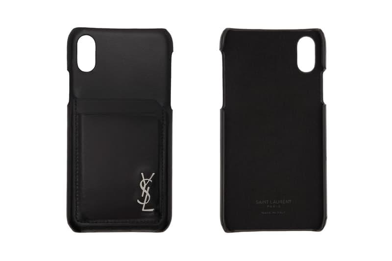 Saint Laurent iPhone