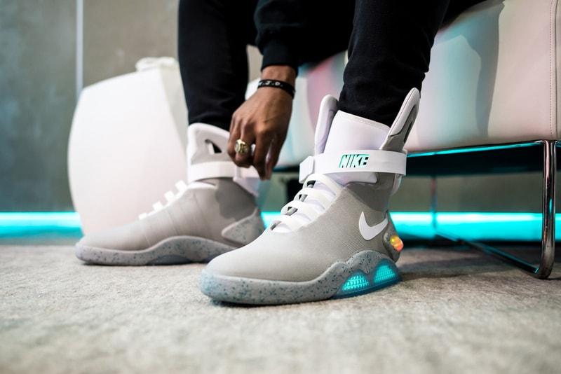Cette collection de sneakers a été vendue à 850 000 dollars aux enchères