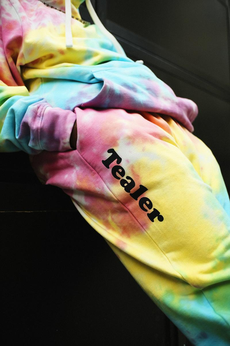 Tealer lookbook été 2019