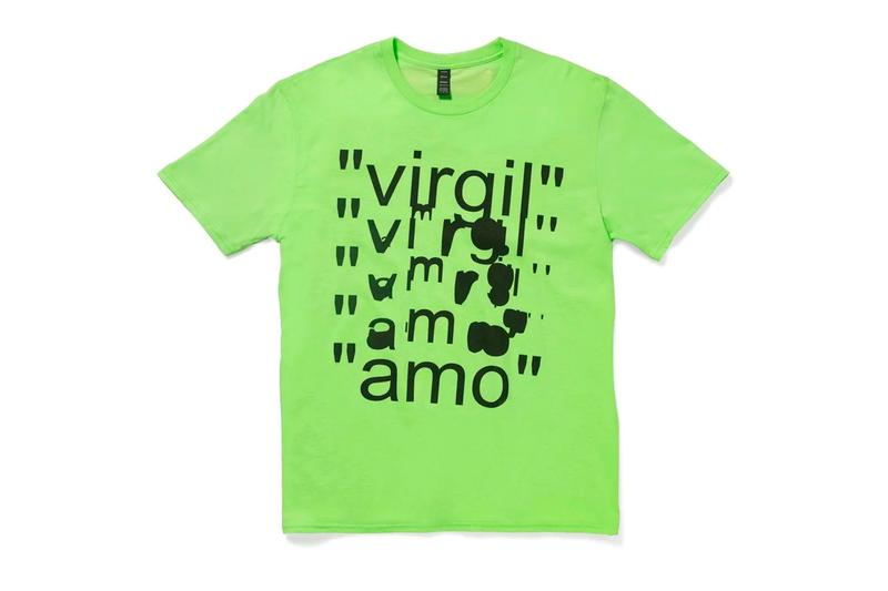 Virgil Abloh merch