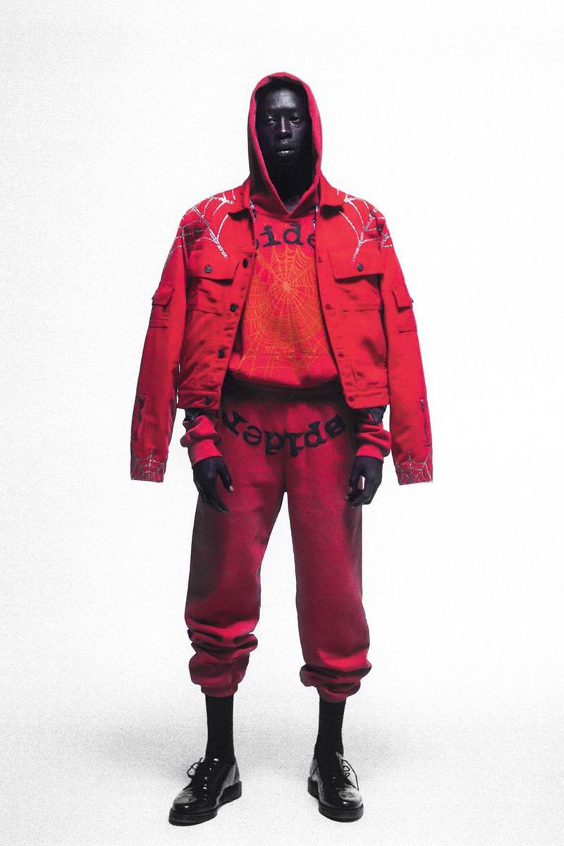 Young Thug Spider collection