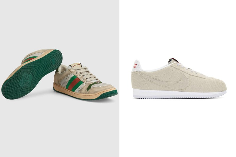 Balenciaga, Off-White™, Gucci, Nike x Stranger Things... 10 sneakers à shopper en ce moment chez LuisaViaRoma