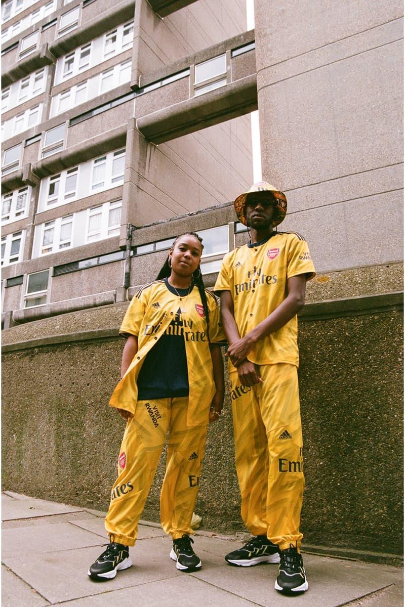 Arsenal présente une version custom de son maillot pour le Carnaval de Notting Hill