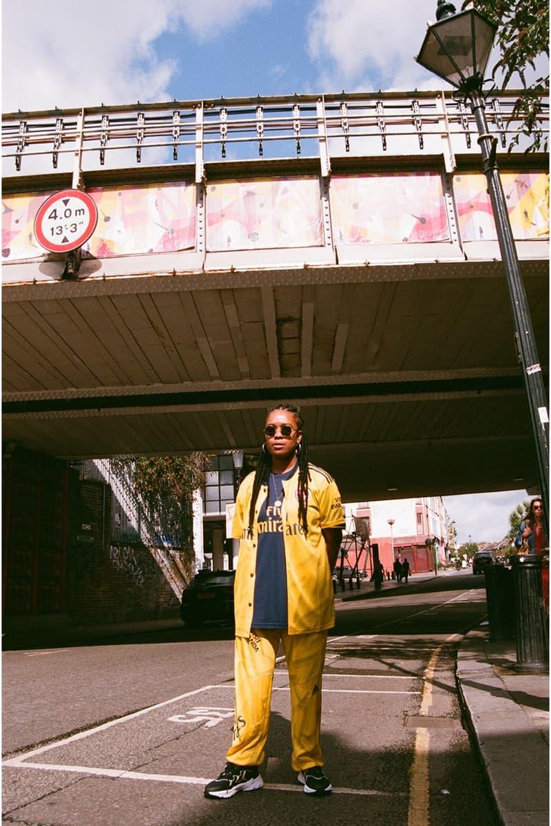 Photos kit arsenal Carnavl Notting Hill