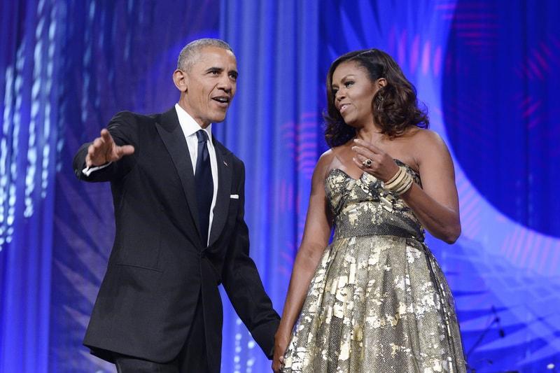 Rihanna, Mac Miller... Barack et Michelle Obama dévoilent les sons qu'ils ont le plus écoutés cet été