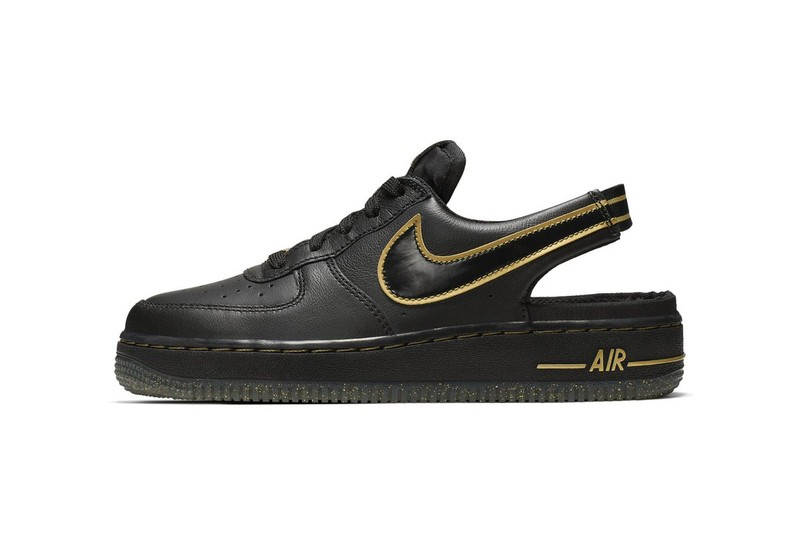 "Nike a droppé une surprenante paire de Air Force 1 ""sandales"""