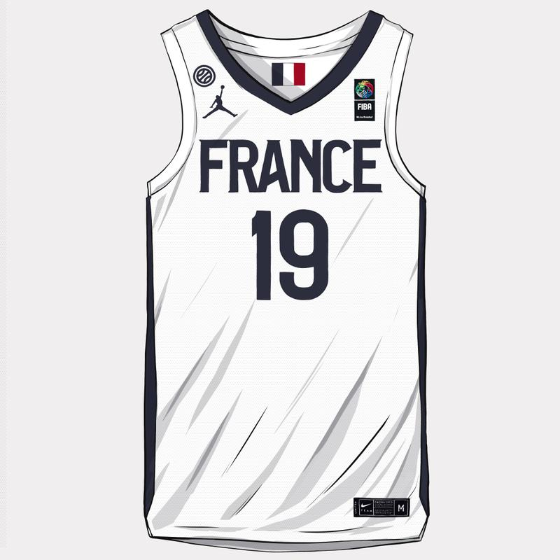 first look high quality cost charm Nike, Jordan : les maillots basket de toutes leurs ...