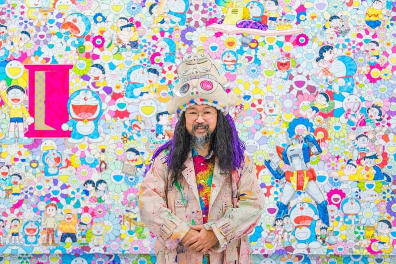 Plongez dans l'incroyable exposition de Takashi Murakami à Hong Kong