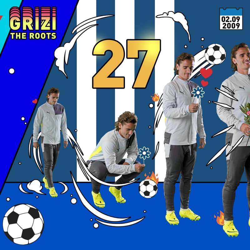Photos Griezmann