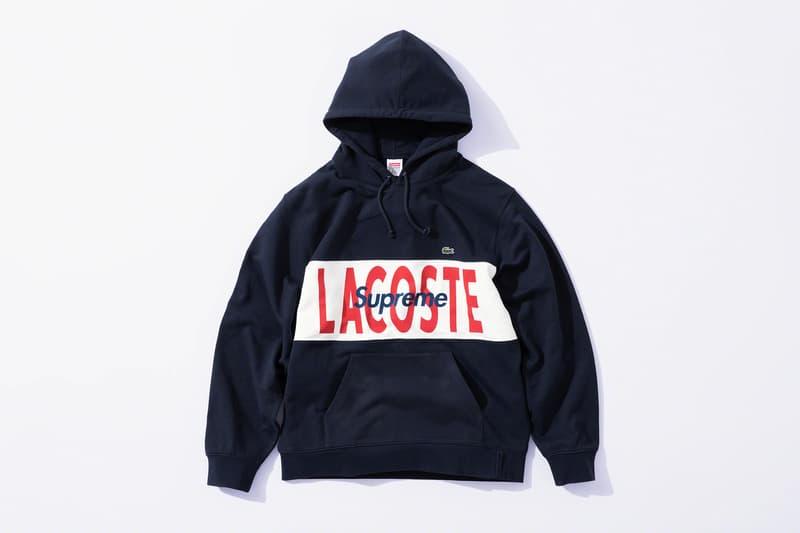Lacoste, Supreme