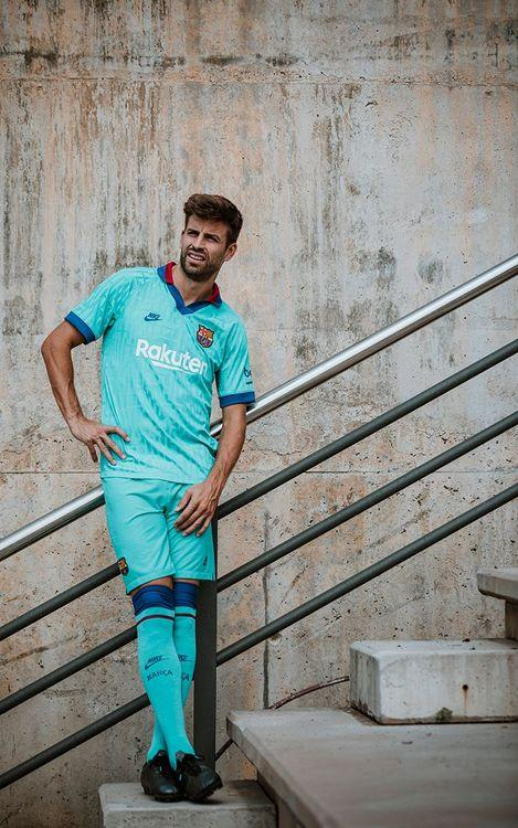 Photo maillot third Barcelone 2019/2020