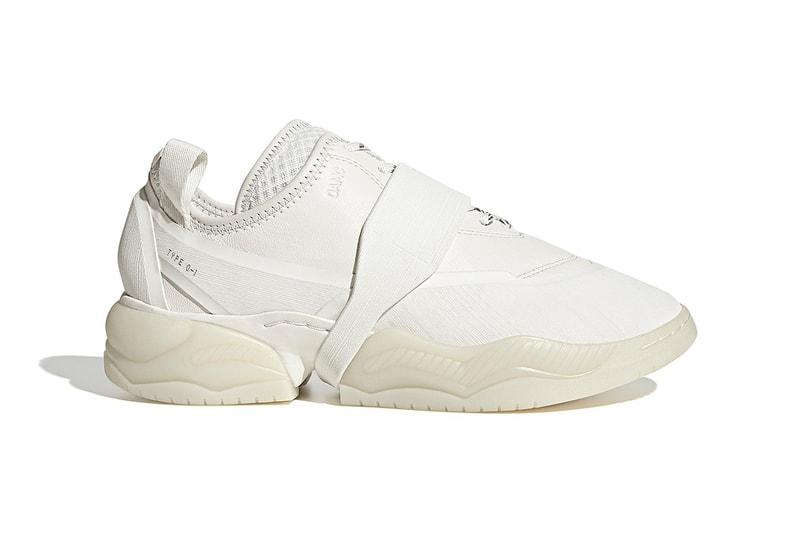 adidas Originals et OAMC annoncent la date de sortie de leur première sneaker collaborative, la Type O-1