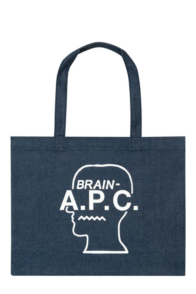 A.P.C. Brain Dead collection