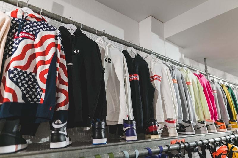 Off-White™, Supreme, YEEZY... Cinq boutiques incontournables de resell à Paris