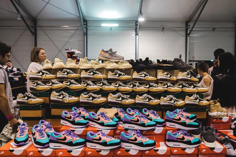 Revivez le Sneakerness de Paris en photos