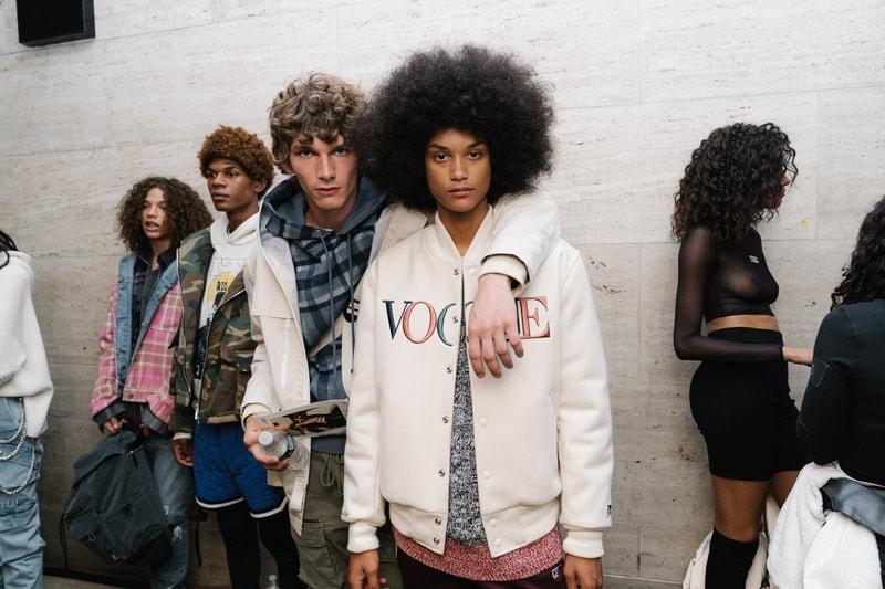 Plongez dans les backstages du défilé KITH à la Fashion Week de New York