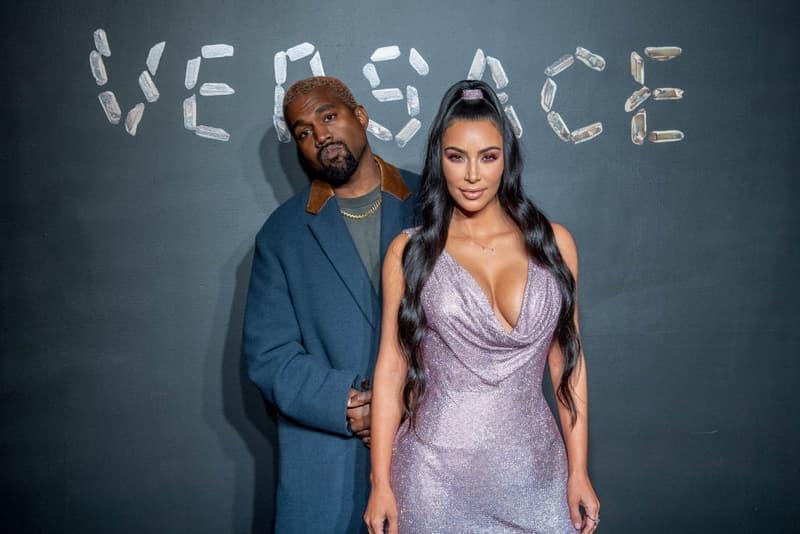Photos Kim et Kanye