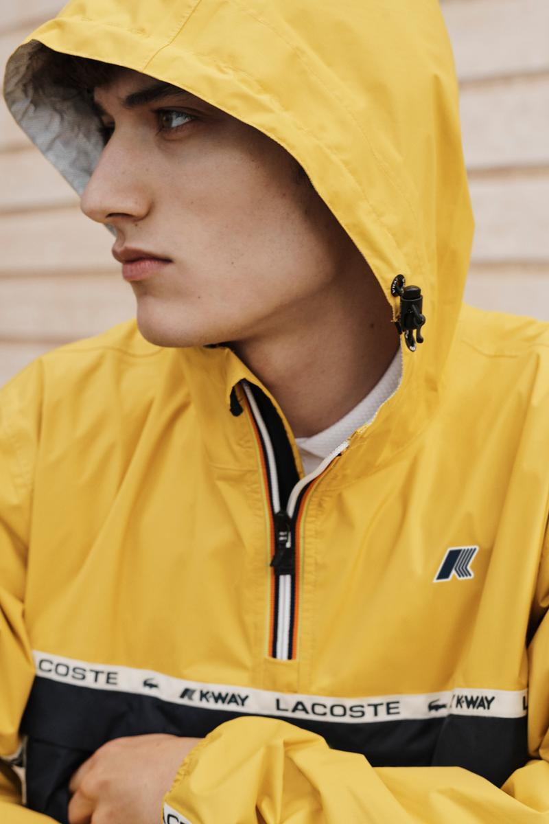 Photo Lacoste collabs Hiver 2019