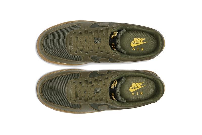 Photo Nike Air Force 1 GORE-TEX