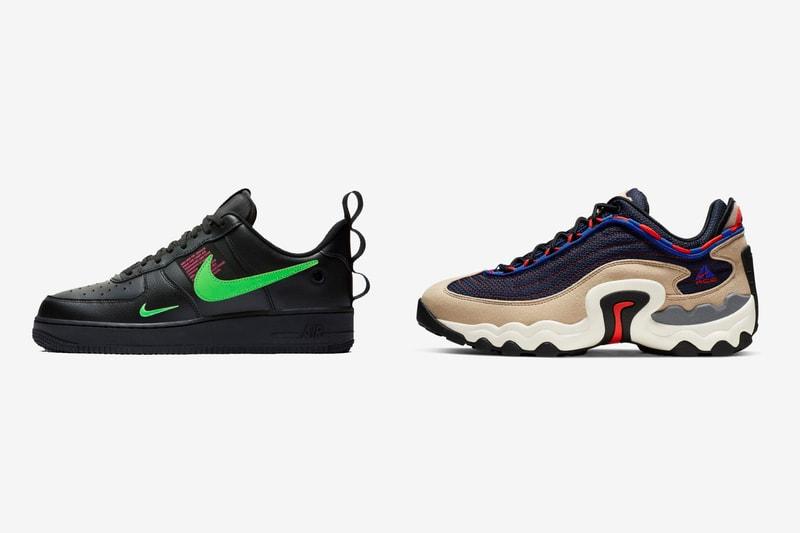 5 paires de Nike à rocker pour la rentrée