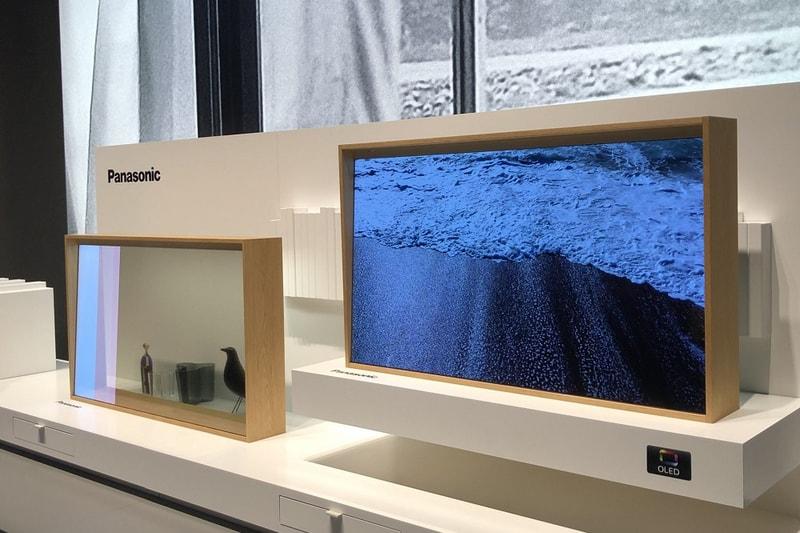 Panasonic veut révolutionner nos intérieurs avec une TV transparente plus objet design que télé