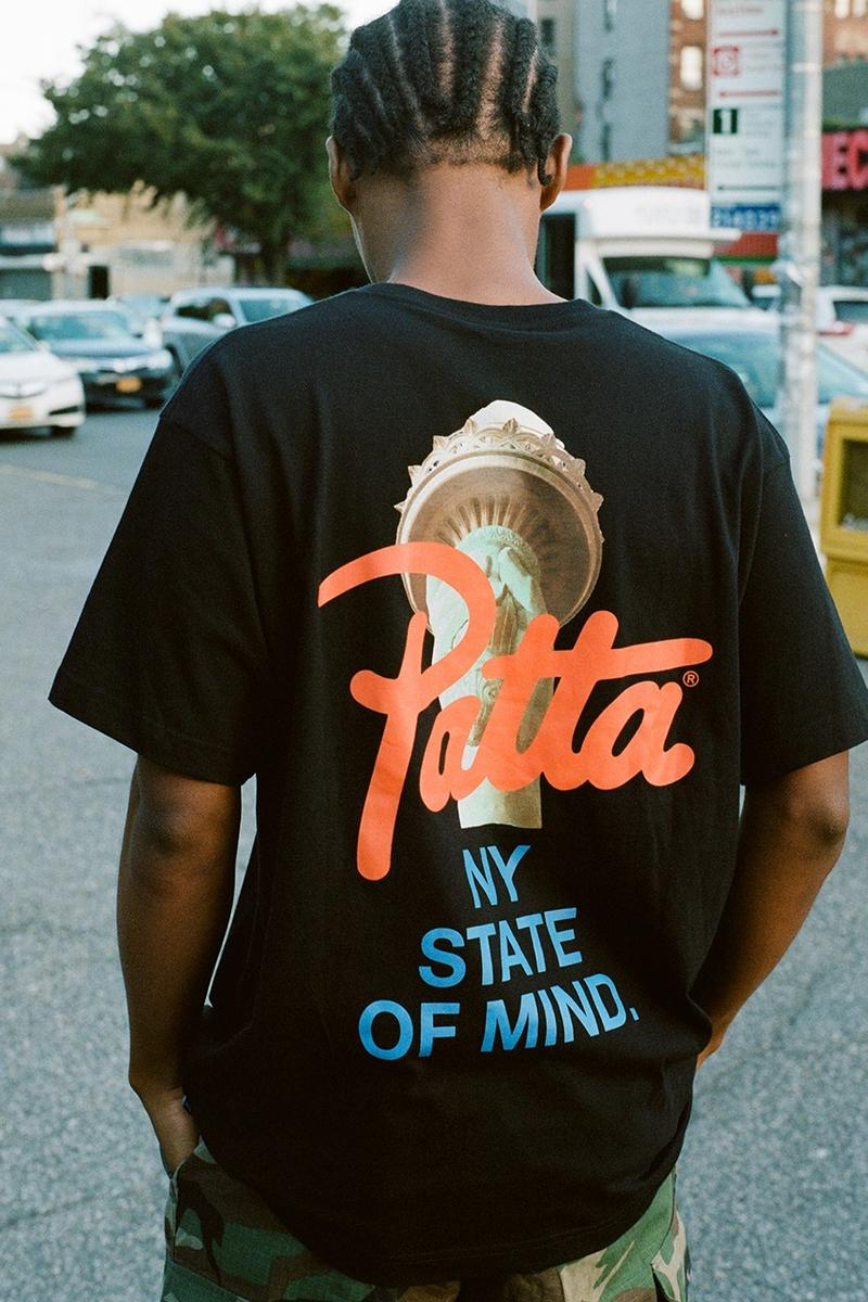 Photo Patta x Carhartt WIP