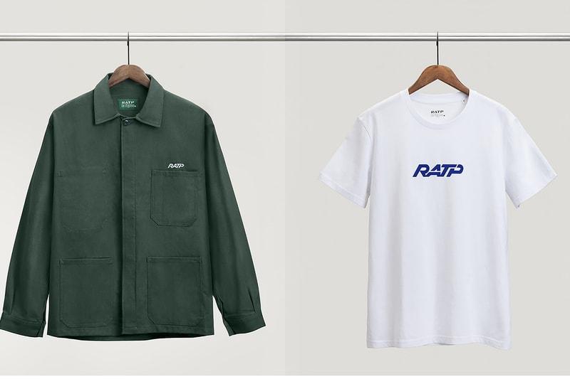 Pour ses 70 ans, la RATP dévoile une collection de vêtements et d'accessoires vintage