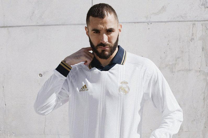 Photos maillot ICON Real Madrid