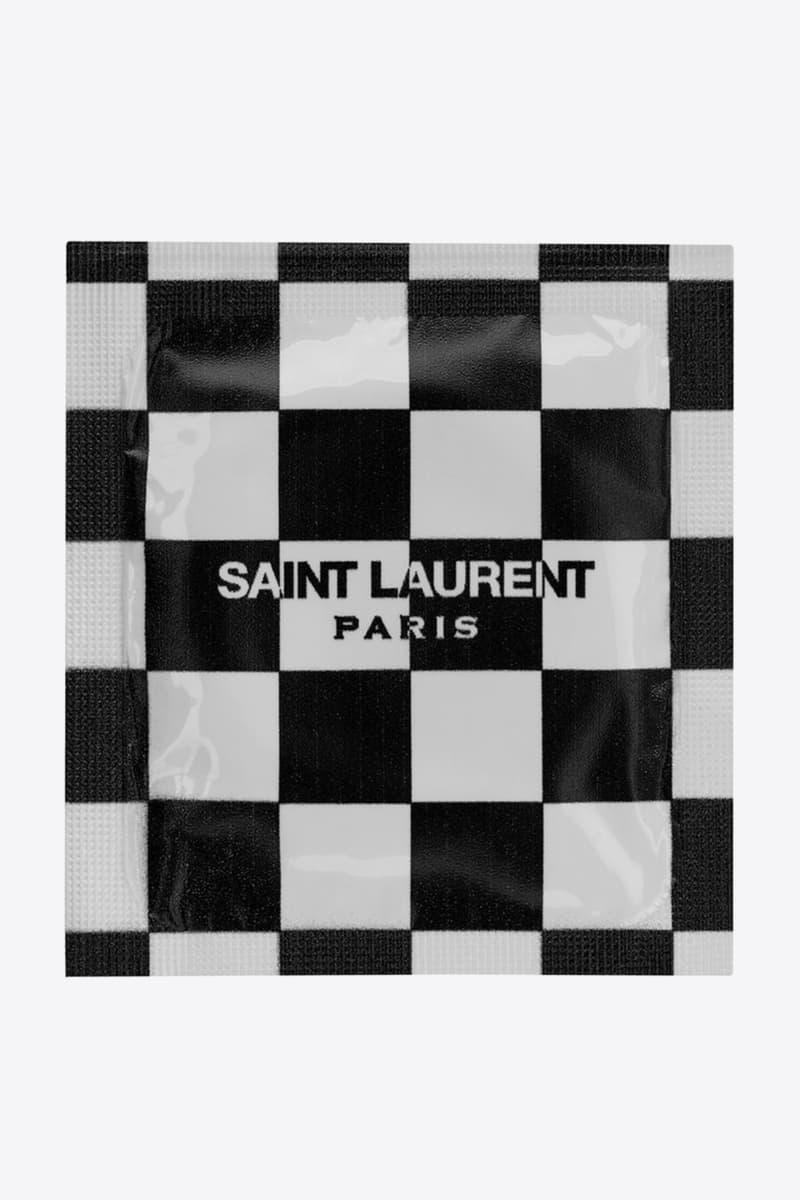 Saint Laurent préservatifs