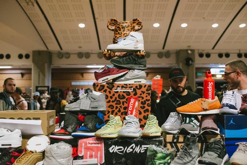 Sneakers événement