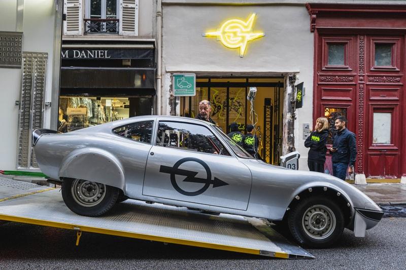 Opel s'associe au studio créatif parisien Golgotha pour une collection capsule