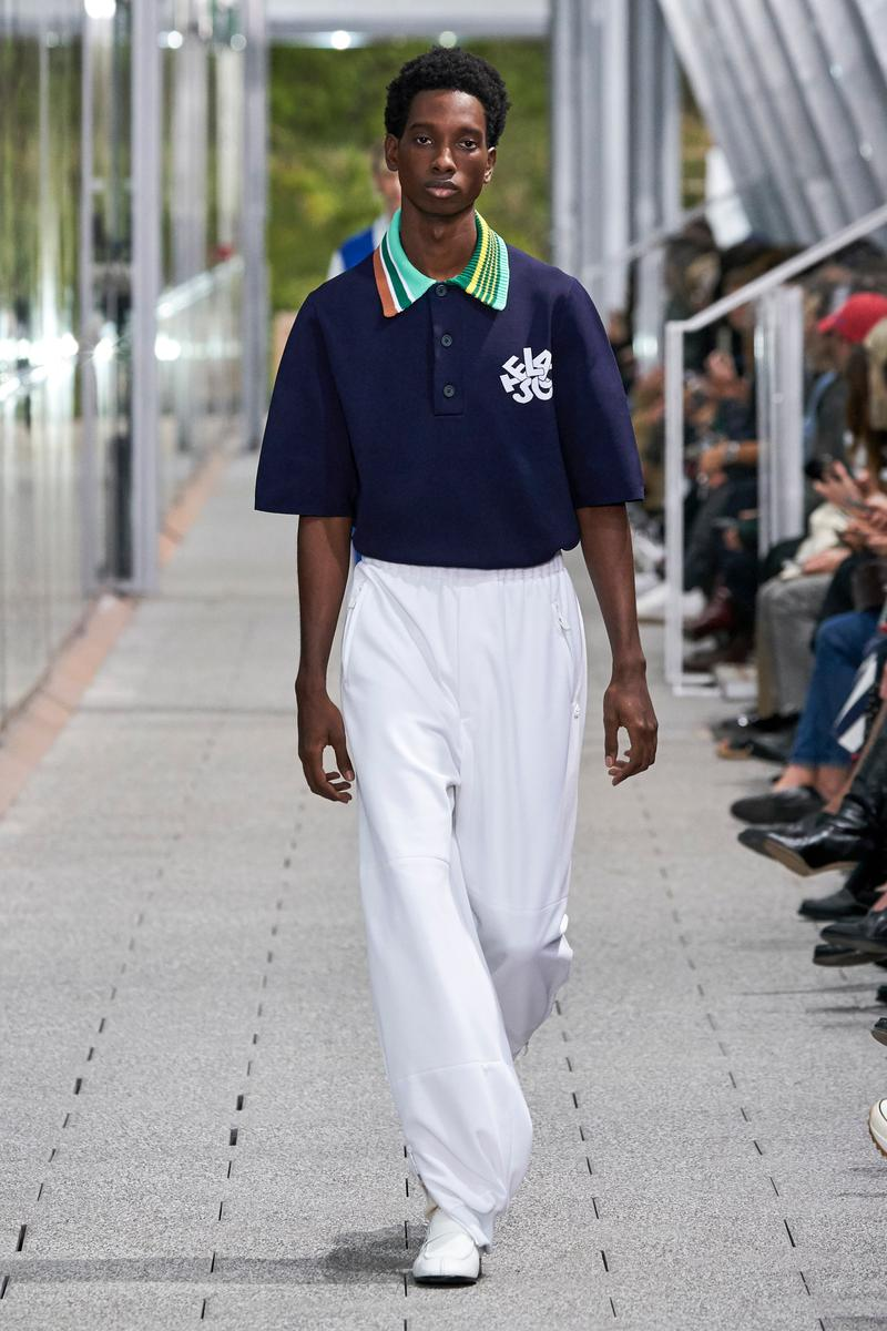 Photos Lacoste Printemps/Été 2020