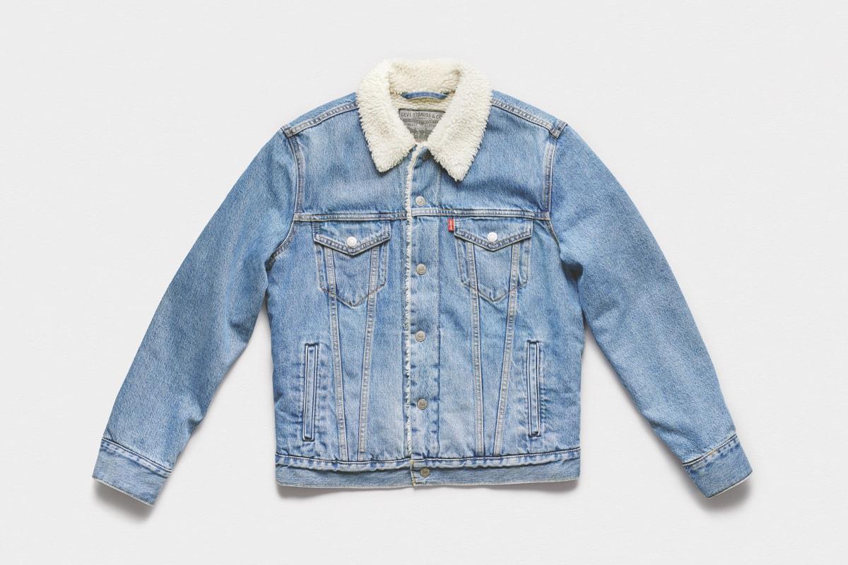 """Levi's lance une toute nouvelle veste en jean connectée en collaboration avec """"Jacquard by Google"""""""