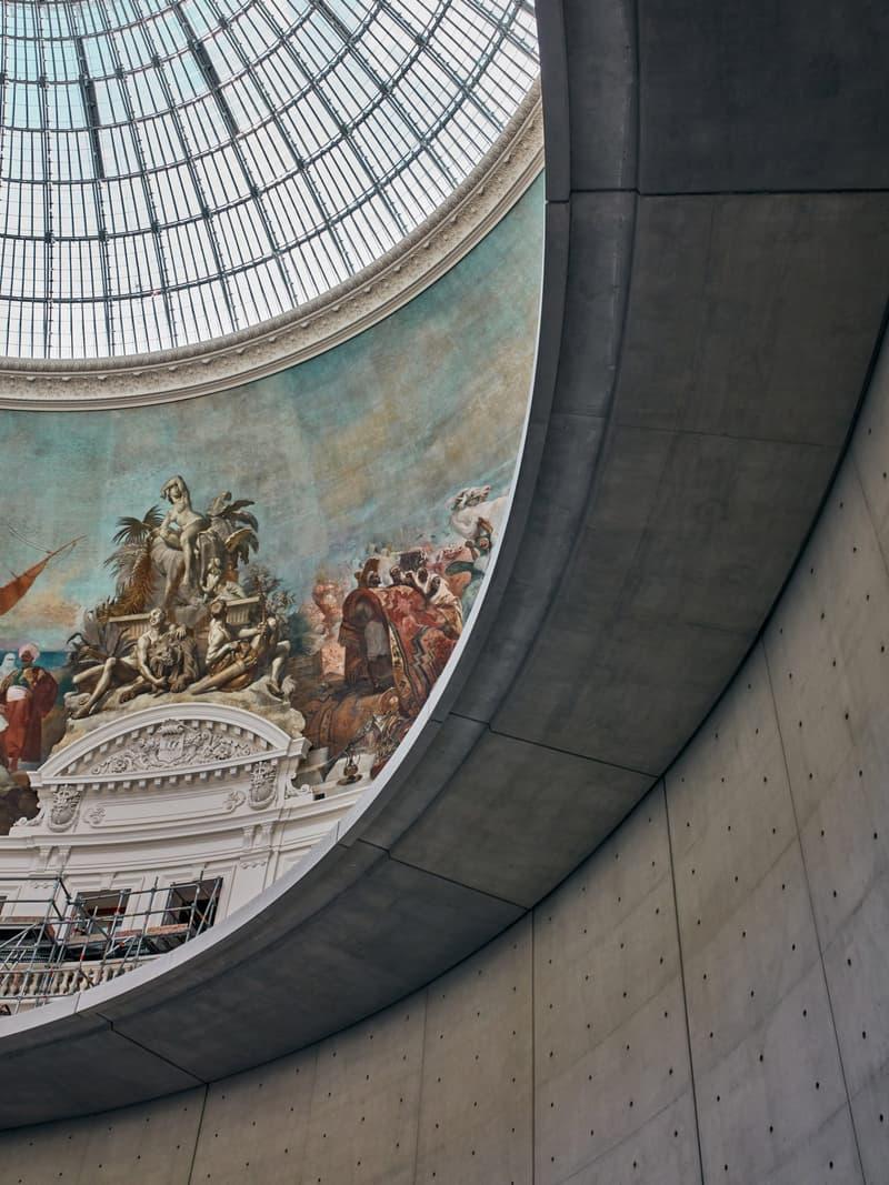 Photos Musée intérieur Pinault collection