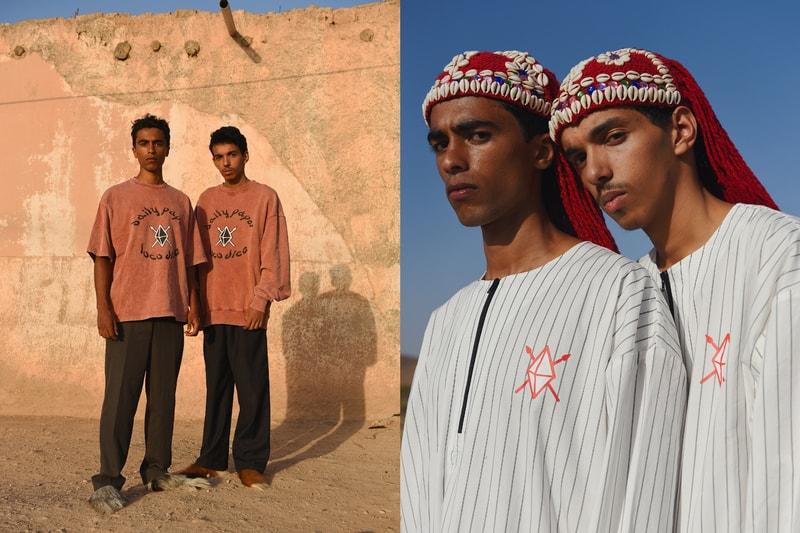 Daily Paper s'inspire du Souk de Marrakech pour sa nouvelle collab avec le DJ tunisien Loco Dice