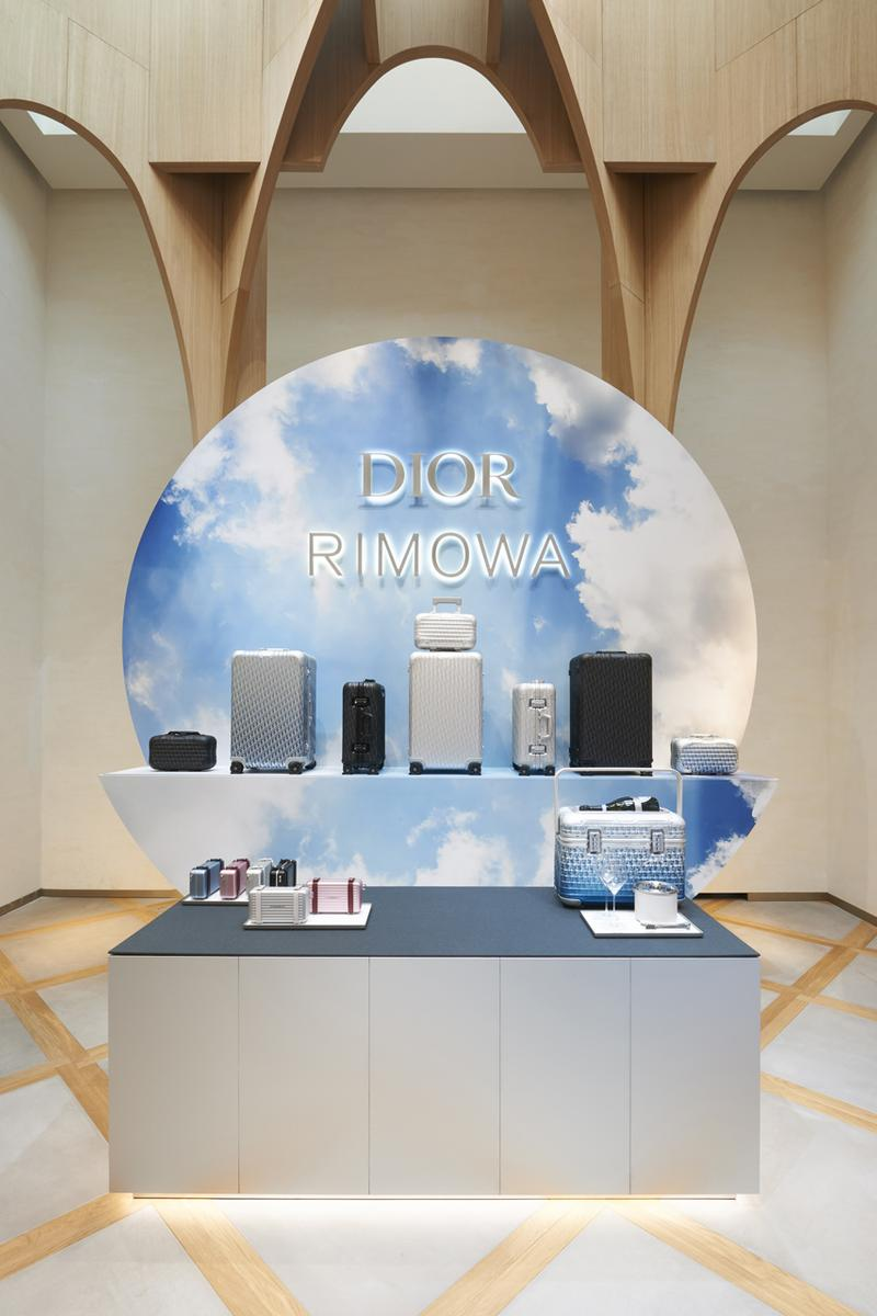Dior Rimowa