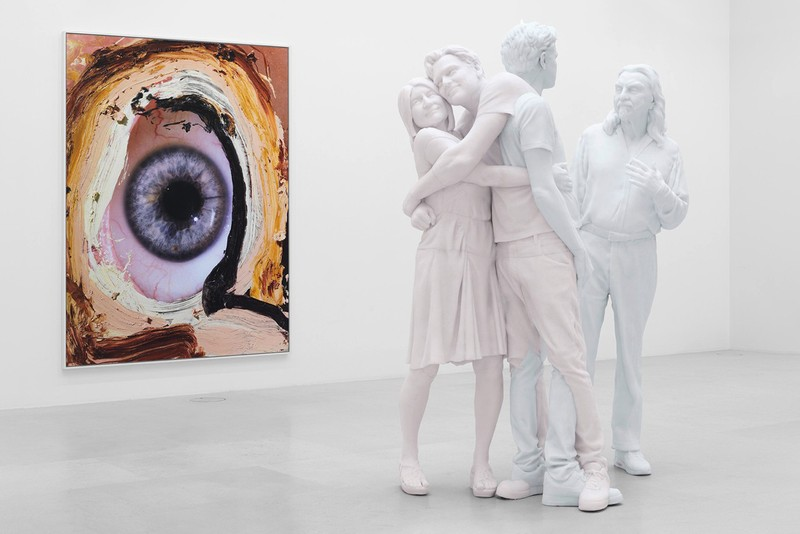 """Plongez dans la nouvelle exposition """"Leo"""" de la Galerie Gagosian Paris"""