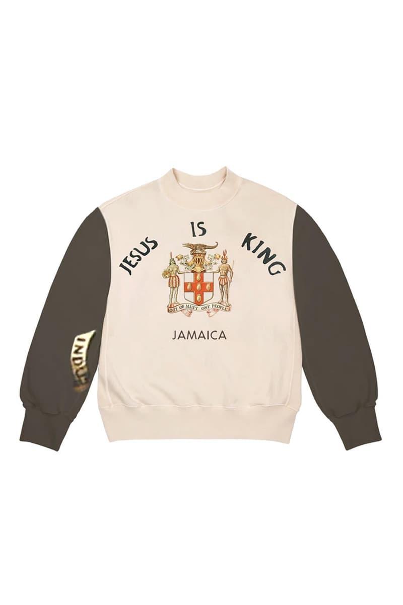 Kanye West jesus is king merch