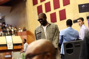 """Picture of Kanye West a pensé à arrêter le rap, parce qu'il le considère comme """"la musique du diable"""""""